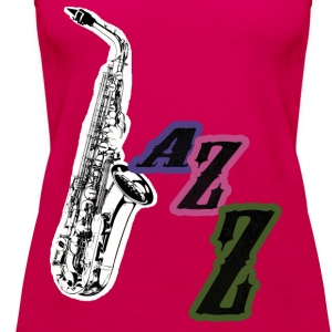 Jazz Tops - Women's Premium Tank Top
