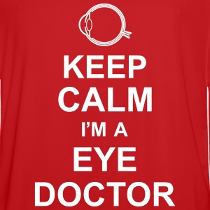 keep_calm_i'm_a_eye_doctor_g1 T-shirts - Mannen voetbal shirt