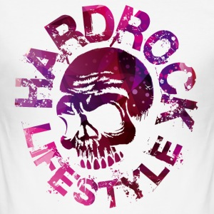Hard Rock lifestyle T-Shirts - Men's Slim Fit T-Shirt