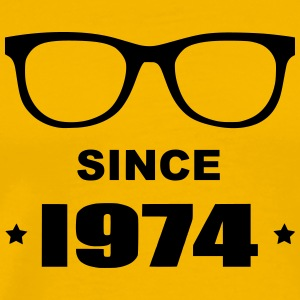 Geek since 1974 - Men's Premium T-Shirt