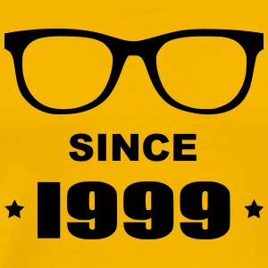 Geek since 1999 - T-shirt Premium Homme