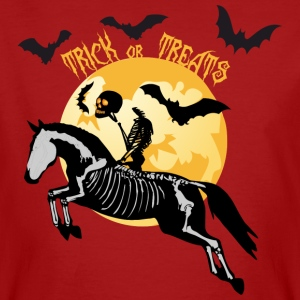 Trick or Treats - Halloween Pferd T-Shirts - Männer Bio-T-Shirt