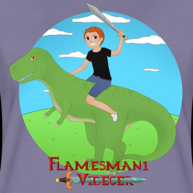 Flamesman1 på Dino [Piger]
