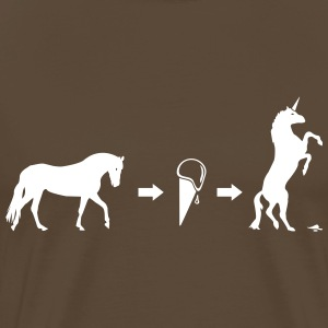 Ice Unicorn T-Shirts - Men's Premium T-Shirt