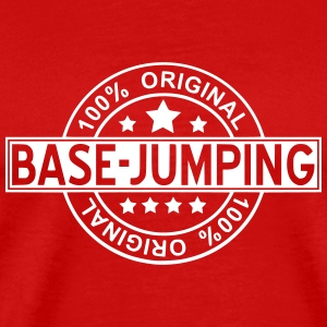 Base-Jumping - Männer Premium T-Shirt