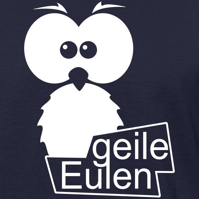 Geiles Logo Männer 100% Bio-Baumwolle