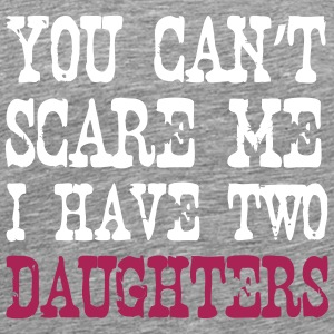 I have 2 Daughters T-Shirts - Männer Premium T-Shirt