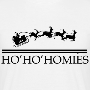 Ho Ho  T-Shirts - Men's T-Shirt