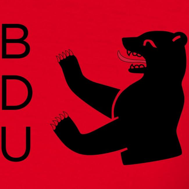 T - black logo