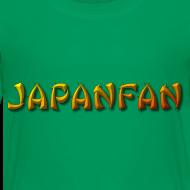 Motif ~ Tee shirt ado Japanfan modèle premium
