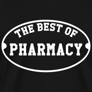 The Best of Pharmacy T-shirts - Mannen Premium T-shirt