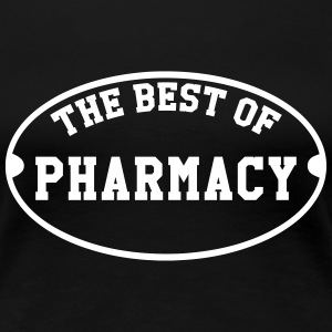The Best of Pharmacy T-skjorter - Premium T-skjorte for kvinner