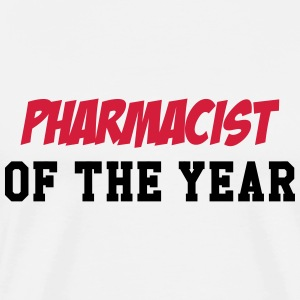 Pharmacist of the year ! Tee shirts - T-shirt Premium Homme