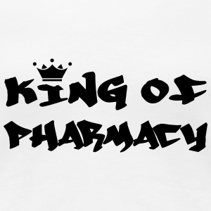 King of Pharmacy Camisetas - Camiseta premium mujer