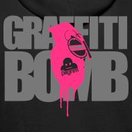 Design ~ Graffiti Bomb Hoodie