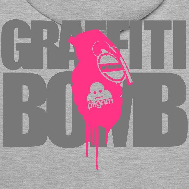 Graffiti Bomb Hoodie