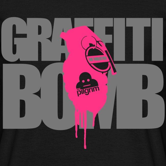 Graffiti Bomb (Premium T)