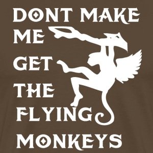 Flying Monkeys - Men's Premium T-Shirt