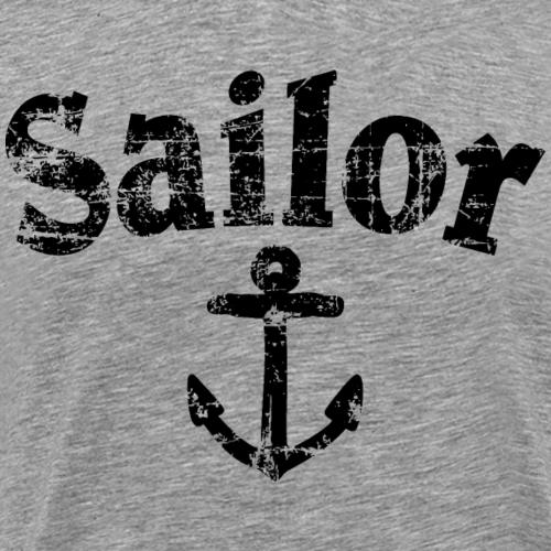 Sailor Anker Vintage Segel Design