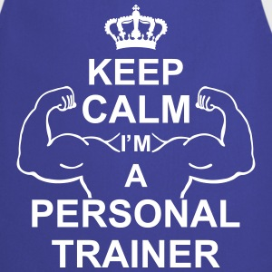 keep_calm_i'm_a_personal_trainer_g1  Aprons - Cooking Apron