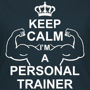keep_calm_i'm_a_personal_trainer_g1 T-shirts - Vrouwen T-shirt