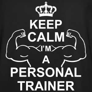 keep_calm_i'm_a_personal_trainer_g1 T-Shirts - Men's Football Jersey