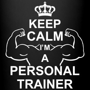 keep_calm_im_a_personal_trainer_g1 Tazze & Accessori - Tazza monocolore