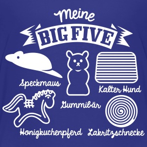 Big Five, Kiddie - Kinder Premium T-Shirt