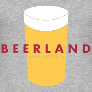 beerland x_vec_3 nl T-shirts - slim fit T-shirt