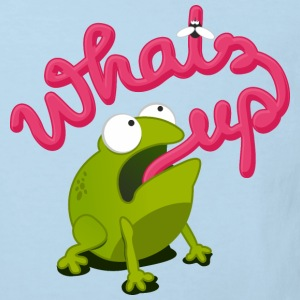 whats up frog Shirts - Kids' Organic T-shirt