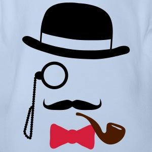 Like A Sir Tee shirts - Body bébé bio manches courtes