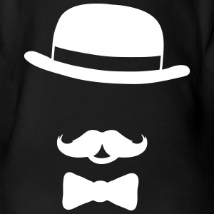 Like A Sir T-Shirts - Baby Bio-Kurzarm-Body