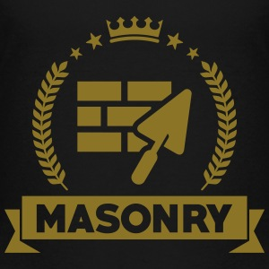 Masonry T-shirts - Teenager premium T-shirt