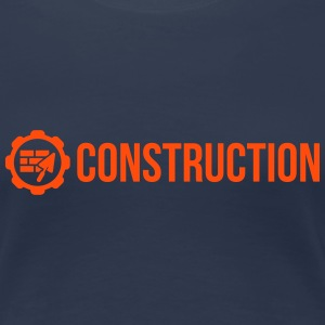 Construction T-shirts - Vrouwen Premium T-shirt