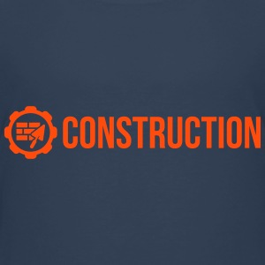 Construction T-shirts - Børne premium T-shirt