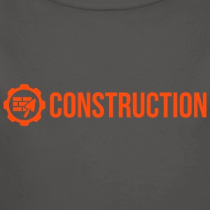 Construction Pullover & Hoodies - Baby Bio-Langarm-Body