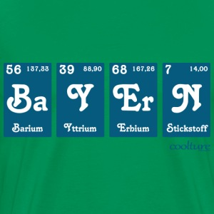 Bavarian Chemical - Männer Premium T-Shirt