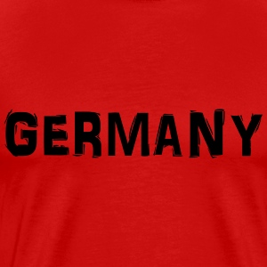 Germany Tee shirts - T-shirt Premium Homme