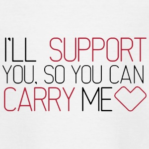 Support & Carry (LoL) Tee shirts - T-shirt Ado