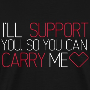 Support & Carry (LoL) Tee shirts - T-shirt Premium Homme