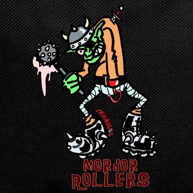 Mochila de los Mordor Rollers