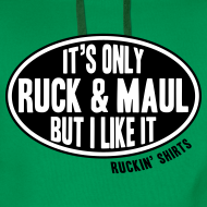 Design ~ It's Only Ruck & Maul