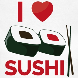 I love sushi T-Shirts - Women's T-Shirt