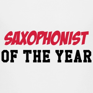 Saxophonist of the year ! Camisetas - Camiseta premium adolescente