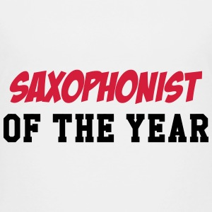 Saxophonist of the year ! T-Shirts - Kinder Premium T-Shirt