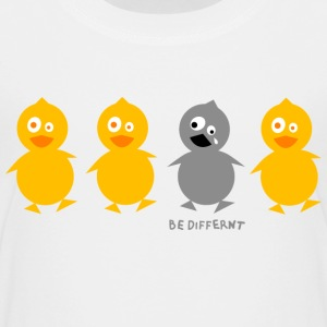Be different - Entchen T-Shirts - Kinder Premium T-Shirt