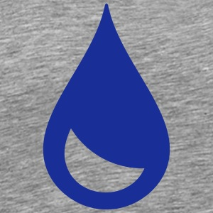 Raindrop T-Shirts - Men's Premium T-Shirt