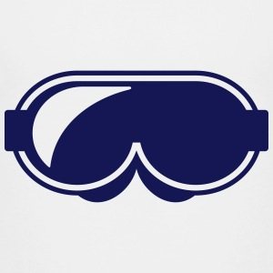 Goggles Shirts - Teenage Premium T-Shirt