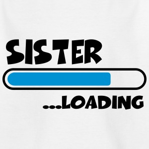 Sister loading T-shirts - Teenager-T-shirt