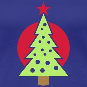 Christmas tree T-Shirts - Women's Premium T-Shirt